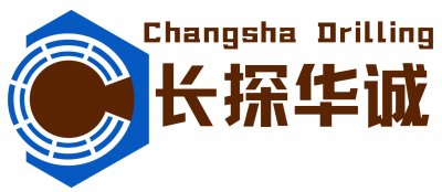 Impregnated diamond core bit Logo
